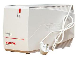山特 K1000-PRO    UPS类型:后备式 额定功率:1W 输入电压范围:162-268V 输入频率范围:45-55Hz 输出电压范围:220(1±10\%)(电池模式下)V 输出频率范围:50(±1Hz)(电池模式下)Hz