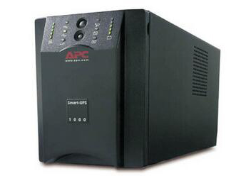 APC SUA1000UXICH     UPS类型:在线互动式UPS 额定功率:1W 输入电压范围:160- 285V 输入频率范围:50/60±3Hz 输出电压范围:230V±5\%V 输出频率范围:47- 53 Hz for 50 Hz nominal,57 - 63 Hz for 60 Hz nominalHz