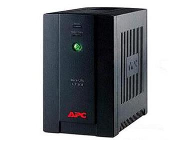 APC BX1100CI_CN 自动电压调节  自动将过低的电压调高,过高的电压调低,以达到适合您的设备的水平。 LED指示灯  为您提供了解公用电力情况、UPS和电池状态的便利方式。 更换电池 LED  所有通用室外机柜都配置了内部电池断路器和布线装置