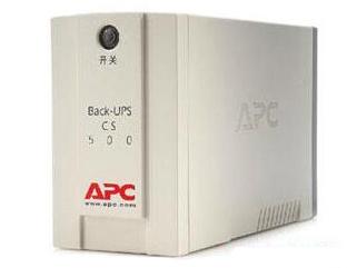 APC BK500Y-CH 输出功率容量:300 瓦数 / 500 VA 最大可配置功率:300 瓦数 / 500 VA 额定输出电压:230V 满负载效率:95.0\% 输出频率(与主频率同步):47 - 53 Hz 波峰因数:03:01