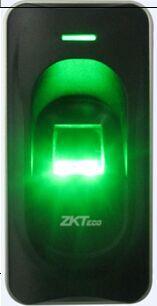 中控FR1200指纹读头配合中控INBIo高级控制器使用,指纹+刷卡