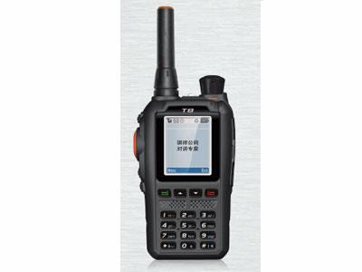公网 T8  公网系统CDMA2000 1X 频率824~894MHz 规格117x62x35mm 电池容量3500mAh(标配) 5000mAh(选配) 工作电压4.2V DC