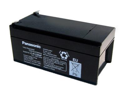 松下LC-R123R4铅酸免维护阀控式蓄电池