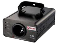 帕灯 S-100R. 激光颜色:红 激光功率:100mW红光 波长:650nm 播放模式:声控,自动 扫描仪:N1.8高精密步进电机 激光模式:超过32激光模式 电源:100-240V,50/60HZ,15W 内盒:27.6*21.2*15厘米 外箱:57*45.1*31.7厘米8台/件 重量:2.5KG/3KG