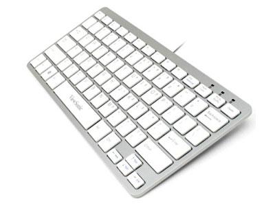优派 ku855  巧克力式键帽 剪刀脚架构,舒适触感 至轻薄时尚设计 简约设计,节约桌面空间 USB接口,即插即用