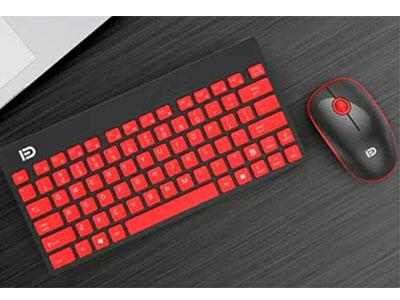 富德 1500彩色键盘
