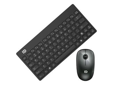 富德 1500黑色键盘