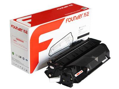 方正(Founder)F-CF280T 硒鼓易加粉大容量 适用惠普HP CF280A 80A�0�2 HP400 M401d M401dn M401n M425dw M425dn