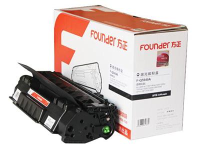 方正(Founder)F-Q5949A 硒鼓高清大容量 适用惠普 HP 49A 1160 1320 1320n 1320t 3390 3392;Canon 3300 3360