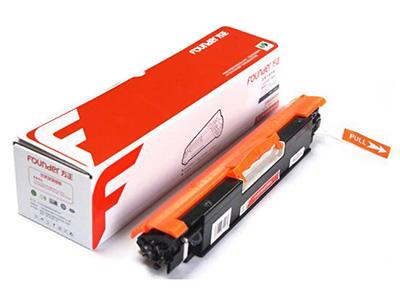 方正(Founder)F-CE310 CF350A 黑色硒鼓 高清 适用惠普HP 126A CP1025 M175nw 100 MFP 佳能LBP 7010C