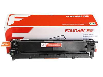 方正(Founder)F-CE320 CB540 CF210A 黑色硒鼓 高清 惠普HP 128A CP1525n 1525 1215 1515N CM1312MFP 1415fn M251nw