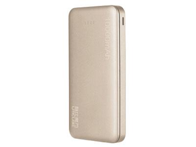 酷比魔方 M103S  外壳材质 合金 容量段 10000mAh-11999mAh 电芯类型 锂聚合物电池 净重(g) 230 特性 USB接口数 双口 电量数字显示 不支持 TYPE-C输入 支持 苹果输入 支持 双向快充 支持