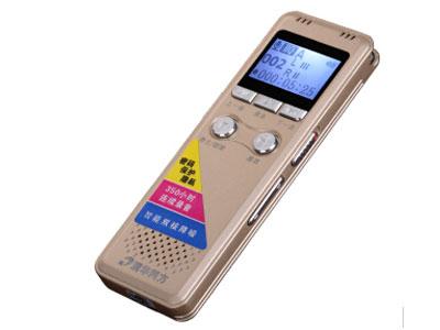 清华同方 TF-350录音笔  存储卡类型:不支持扩展卡用途:会议形状:棒棒型电池规格:锂电池容量:其他屏幕:非触摸屏外观材质:金属
