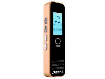 清华同方TF-A39专业录音笔  用途:学习形状:棒棒型电池规格:锂电池容量:32G屏幕:非触摸屏外观材质:金属