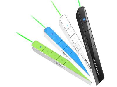 诺为 N75   绿光 充电 PPT翻页笔 遥控笔 投影笔 电子教鞭 演示器
