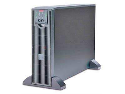 APC SURT3000UXICH    UPS类型:机架式UPS 额定功率:3W 输入电压范围:160- 280V 输入频率范围:50/60 ± 5Hz 输出电压范围:230V±3\%V 输出频率范围:50/60 ± 3Hz