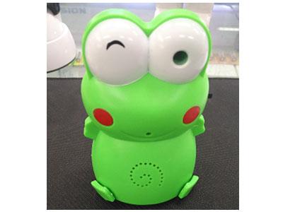 小青蛙 迎宾器