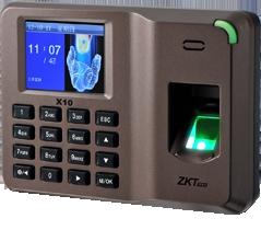 中控X10指纹考勤机