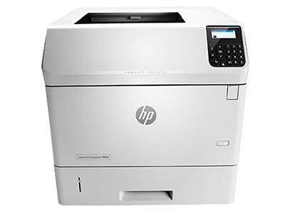 "HP M604dn    ""产品类型: 黑白激光打印机 最大打印幅面: A4 黑白打印速度: 50ppm 最高分辨率: 1200×1200dpi 耗材类型: 鼓粉一体 网络打印: 支持有线网络打印 双面打印: 自动"""