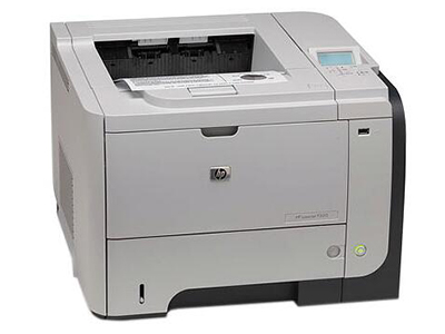"HP P3015dn    ""产品类型: 黑白激光打印机 最大打印幅面: A4 黑白打印速度: 40ppm 最高分辨率: 1200×1200dpi 耗材类型: 鼓粉一体 进纸盒容量: 标配:500页,多功能进纸器:100页 选配:500页(2个) 网络打印: 支持有线网络打印 双面打印: 自动"""