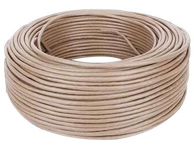 TCL罗格朗 超五类网线  632711 浅咖啡色线皮