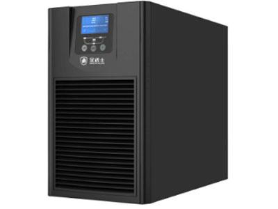 金武士 GT3KS  产品功率:2.4KW(千瓦)产品容量:3KVA(千伏安)[ 同容量产品查看 ]系列:高频GT系列[ 同系列产品查看 ]电压的输入输出:单进单出(220V:220V)外接电池的电压:96V(直流) 单组块数:8块重量:27.5 kg( 公斤)尺寸(LWH):425*190*328 MM(毫米)8U形状分类:塔式UPS
