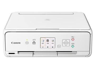 佳能TS5080    A4幅面;打印/复印/扫描/黑白12.6ipm/彩色9ipm/无边距打印/存储卡、U盘打印/WI-FI无线/3.0寸彩色显示屏/耗材870PGBK/871BK/C/M/Y/GY