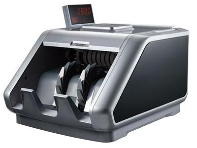康艺2880B    四种点钞功能:智能点钞﹑分版处理、清点计数﹑预置计数混点功能 夹张检测功能  复点功能  吸尘功能