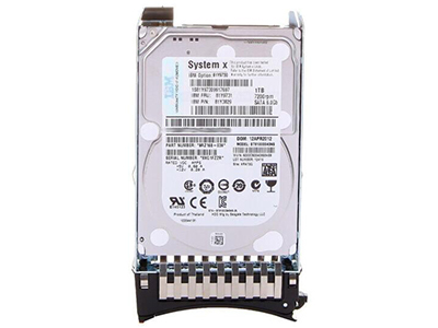 """IBM 1TB硬盤 81Y9730    IBM 1TB 7.2K 6Gbps SATA 2.5"""" SFF Slim-HS  HDD FOR X3550M4,X3650M4,HS23"""