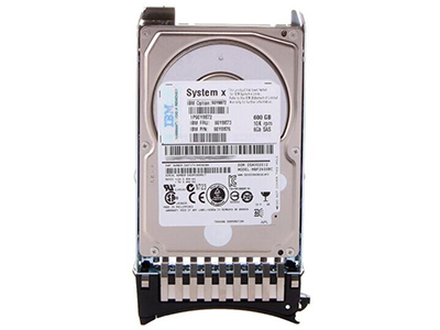 """IBM 600GB硬盤 90Y8872    IBM 600GB 10K 6Gbps SAS 2.5"""" SFF G2HS HDD  FOR  X3650M4,X3550M4"""
