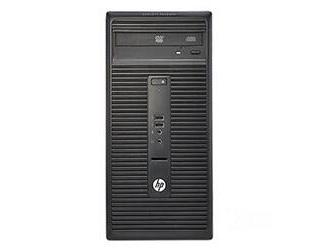 惠普 285 Pro G2 MT Y0U08PA 285 Pro G2 MT/AMD A4-6300B(3.7G/1M/2核)/4G(DDR3 1600*)/500G(SATA)/NOCD/Windows 10 Home 64位/USB KB/USB Optical  Mouse/新180W 防雷电源/3-3-3有限保修