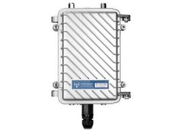 乐光 HWAP20e 1个WAN/LAN自翻转口 基站型大功率户外AP,发射功率500MW,建议覆盖距离200-500米,高通QCA9531芯片,64M内存,8M闪存,适用于广场/公园/小区/村庄等,产品功耗8W,支持24V POE供电,无线带机量40台。(标配 玻璃钢天线8DBi*2)