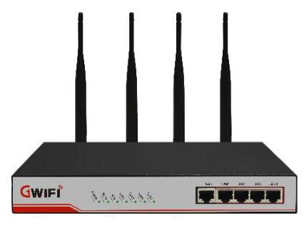 上海寰创 N200-GA200i-CGW1200 带载能力:200并发用户(无线并发100人),70Mbps吞吐量 设备接口:1个百兆WAN口、4个百兆LAN口、1个USB口(内置) 无线规格:双频11n,MIMO 2*2,发射功率200mW 供电方式:12V DC 安装方式:放装 包含配件:4根小天线,电源适配器