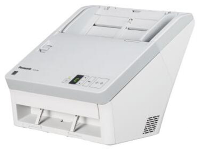 松下KV-SL1036    双面进纸扫描,可扫描为黑白和彩色两种,单面扫描35ppm,双面扫描70ipm(图像)(200/300dpi)(黑白/彩色),分辨率600dpi、1200dpi(差值),接口USB2.0,ADF容量100页(21lbs、80g/m=)3张硬卡片,双进纸检测,自动预览、自动扫描、通知功能、图像自动定位,自动裁切/纠偏,自动调整亮度,动态阀值,纸白电平、自动分离、多色分离、自动区分黑白和彩色、等色操作、双通道、双曝光、光滑背景、去孔功能、名片-信纸A4