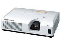 日立 U27E 产品类型:商务投影机 投影技术:3LCD 亮度:2600流明 标准分辨:XGA(1024×768)