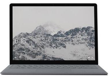 微软 Surface Laptop 4 种个性颜色可选1,时尚优雅 键盘表面采用 Alcantara 材质 机身轻薄,可轻松收入背包 配备强劲的第 7 代英特尔酷睿处理器 续航长达 14.5 小时2,满足日常所需 巧妙隐藏的带杜比音效的 Omnisonic 扬声器 专为 Window 10 S3而设计,2018年3月31日前可免费切换到Windows 10专业版