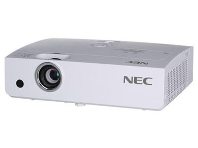 "NEC CD2100X    ""投影尺寸: 30-300英寸 屏幕比例: 4:3 投影技术: 3LCD 投影机特性: 3D,便携 亮度: 3000流明 对比度: 15000:1 标准分辨率: XGA(1024*768) 色彩数目: 10.7亿色"""