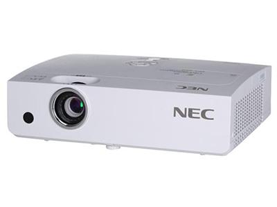 "NEC CR2155X     ""投影尺寸: 30-300英寸 屏幕比例: 4:3 投影技术: 3LCD 投影机特性: 便携 亮度: 3000流明 对比度: 15000:1 标准分辨率: XGA(1024*768) 色彩数目: 10.7亿色"""