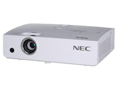 "NEC CR2275X    ""投影尺寸: 30-300英寸 屏幕比例: 4:3 投影技术: 3LCD 投影机特性: 便携 亮度: 3700流明 对比度: 15000:1 标准分辨率: XGA(1024*768) 色彩数目: 10.7亿色"""