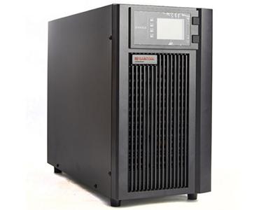 山特 C6KS    UPS类型:在线式 额定功率:6KVA 输入电压范围:176-276V 输入频率范围:46- 54Hz 输出电压范围:220(1±1\%)V 输出频率范围:50×(1±0.1%)HzHz