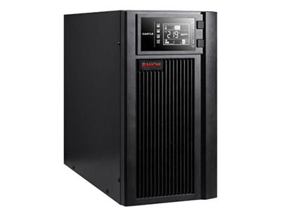 山特 C10KS    UPS类型:在线式  额定功率:10KVA 输入电压范围:176--276Vac V 输入频率范围:46.5--55Hz Hz 输出电压范围:220Vac±3% V 输出频率范围:46.5--55Hz(市电模式)/50Hz±0.5\%(电池模式) Hz