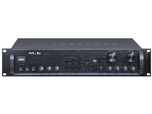 匹克 PEK-KT-99C 暗调式铝合金面,带蓝牙,带USB、SD接口三路话筒输入。,6对大东芝管,卡拉OK自动接唱功能,完善的过热、过载、短路保护扬声器功能,输出功率:350W*2频率响应:20Hz—20KHz。最大输入灵敏度:380MV.信噪比大于或等于80DB.谐波失真大于或等于0.1\%。额定阻抗8欧。麦克风输入灵敏度,15MV..低音征服12DB.高音正负12DB