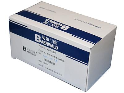 贝尔兰德超五类非屏蔽RJ45水晶头