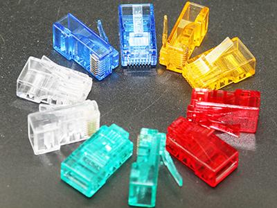 坦贝尔超五类水晶头