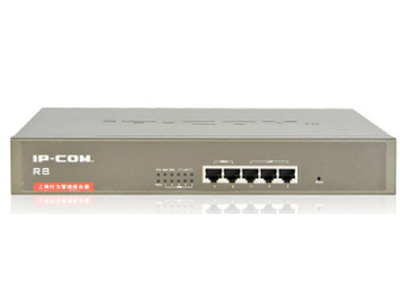 IP-COM-R8-上网行为管理路由器