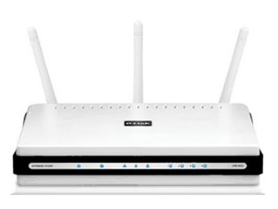 D-Link-DIR-655-802.11n创造高性能网络路由器