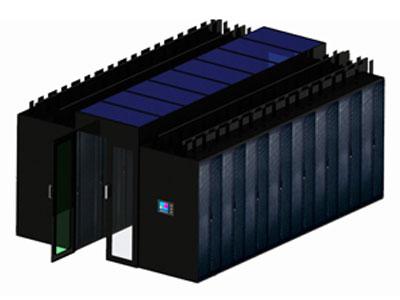 英威腾 腾智ITalent系列大型一体化智能数据中心  灵活扩展 快速应变 模块化数据中心采用模块化设计,可灵活配置,快速适应现场需求。 模块化数据中心在电力供应、通信端口上预留合理的余量,可实现灵活扩容。 绿色高效 节能环保  模块化数据中心采用精密送风和密封冷通道,降低能耗,避免冷热气流的混合,提升电能使用效率。 模块化数据中心提高数据中心的能效,与传统数据中心相比,减少约30\%以上的能耗。 安全管理 智能可靠