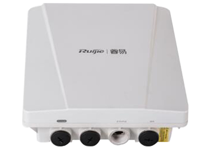 锐捷睿易 RG-MR620  主要性能 产品类型无线接入点 网络标准IEEE 802.11n,IEEE 802.11g,IEEE 802.11b,IEEE 802.11a,IEEE 802.11ac 最高传输速率1166Mbps 频率范围双频(2.4GHz,5GHz) 网络接口1个10/100/1000Mbps自协商以太网口(LAN/PoE) 其它接口1个Console管理口 天线 天线类型内置天线 天线增益5G:10dBi 2.4G:3.5dBi