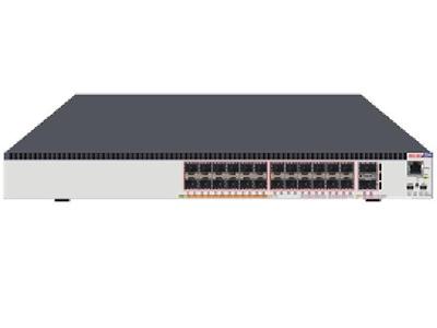 中兴 5960-32LC-H  32个40GE QSFP+端口(或4个10G RJ45端口,4个10G SFP+端口,30个40G QSFP+端口)