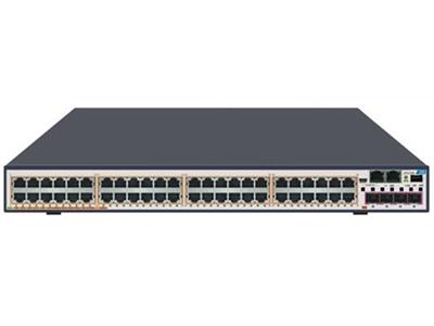 中兴 5950-52TD-L  48*GE RJ45端口 + 4*10GE SFP+端口